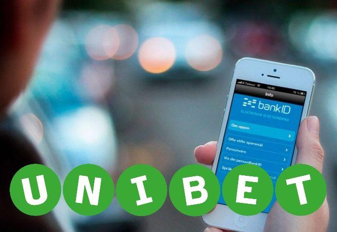 Unibet app for online betting